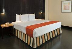 Habitación Superior XL del Hotel NH Mexico City Centro Histórico