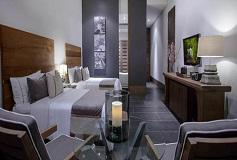 Habitación Deluxe Doble Vista al Mar del Hotel Hotel Nizuc Resort and Spa