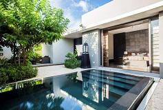 Habitación Villa Piscina Privada del Hotel Hotel Nizuc Resort and Spa