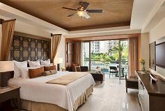 Habitación Junior Suite Vista al Jardín del Hotel Now Amber Puerto Vallarta
