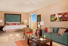 Habitación Junior Suite King Vista al Mar del Hotel Hotel Now Jade Riviera Cancún