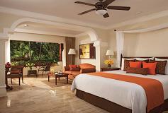 Habitación Deluxe Junior Suite King Vista Tropical del Hotel Hotel Now Sapphire Riviera Cancún