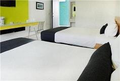 Habitación Estándar Doble del Hotel Nu Hotel