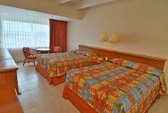 Habitación Family del Hotel Hotel Oasis Palm