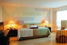 Habitación Oasis del Hotel Smart by Oasis