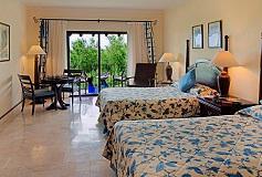 Habitación Deluxe del Hotel Occidental Grand Cozumel