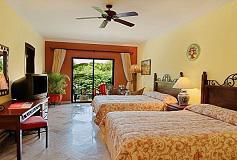 Habitación Grand Concierge Deluxe del Hotel Occidental Grand Cozumel