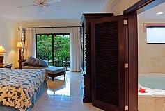 Habitación Grand Romance De Lujo del Hotel Occidental Grand Cozumel