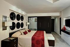 Habitación Deluxe del Hotel Hotel Occidental Nuevo Vallarta