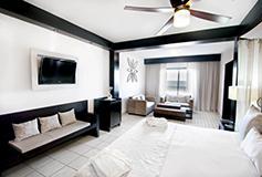 Habitación Honeymoon Suite del Hotel Ocean Coral & Turquesa