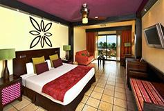 Habitación Junior Suite Vista Al Mar del Hotel Ocean Coral & Turquesa