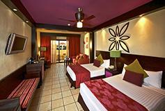 Habitación Junior Suite del Hotel Ocean Coral & Turquesa