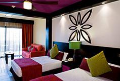 Habitación Privilege Junior Suite Vista Al Mar del Hotel Ocean Coral & Turquesa