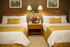 Habitación Ejecutiva Doble del Hotel Olmeca Plaza