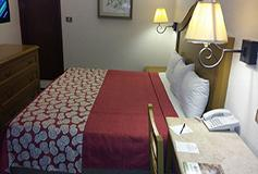 Habitación Ejecutiva Sencilla del Hotel Olmeca Plaza