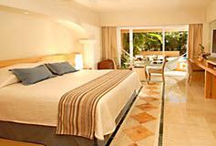 Habitación Deluxe del Hotel Omni Puerto Aventuras Beach Resort