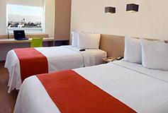 Habitación Superior Doble del Hotel One Puerto Vallarta Aeropuerto