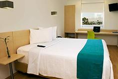 Habitación Superior Queen del Hotel One Puerto Vallarta Aeropuerto
