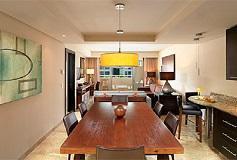 Habitación Master Suite de Dos Recámaras del Hotel Hotel Paradisus Playa del Carmen La Esmeralda by Melia