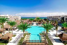 Habitación Suite Una Recámara del Hotel Hotel Paradisus Playa del Carmen La Esmeralda by Melia