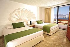 Habitación Estándar Vista a la Alberca del Hotel Hotel Park Royal Acapulco
