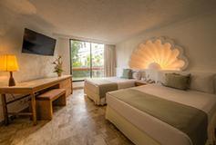 Habitación Estándar Vista al Jardín del Hotel Hotel Park Royal Acapulco