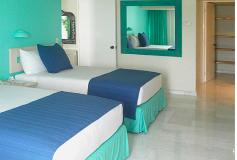 Habitación Suite Embajador del Hotel Park Royal Cancún