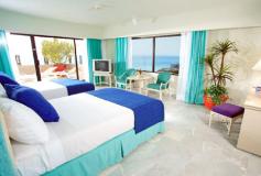 Habitación Suite Presidencial del Hotel Park Royal Cancún