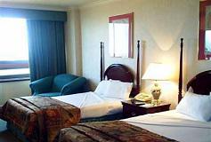 Habitación Deluxe Dos Camas Matrimoniales del Hotel Pedregal Palace