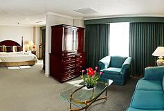 Habitación Junior Suite Una Cama King del Hotel Pedregal Palace