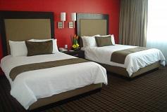 Habitación Suite Ejecutiva Dos Matrimoniales del Hotel Hotel & Suites PF