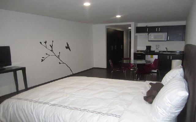 Habitación Estudio del Hotel Hotel Pia Suites