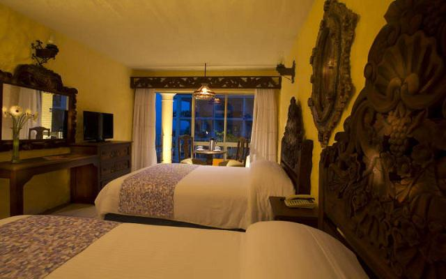 Habitación Superior Wifi Gratis del Hotel Playa Los Arcos Beach Resort and Spa