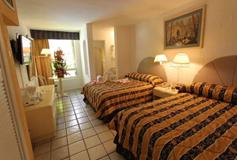 Habitación Standard del Hotel Plaza Caribe