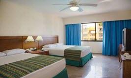 Habitación Estándar del Hotel Plaza Pelícanos Grand Beach Resort