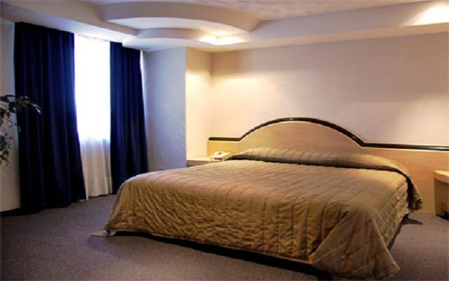 Habitación Master Suite del Hotel Porto Novo Hotel & Suites