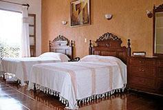 Habitación Estándar Doble del Hotel Posada Doña Lala