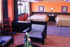 Habitación Estándar del Hotel Posada Viena Hotel