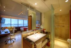 Habitación De Lujo Vista a la Laguna del Hotel Hotel Presidente Intercontinental Cancún Resort