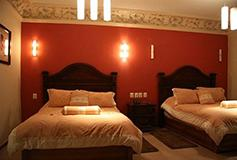 Habitación Junior Suite Doble del Hotel Puebla de Antaño
