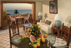 Habitación Suite de lujo del Hotel Hotel Pueblo Bonito Mazatlán