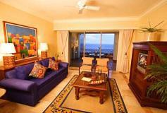 Habitación Super Suite Ejecutiva Vista al Mar con Jacuzzi del Hotel Hotel Pueblo Bonito Sunset Beach Resort and Spa