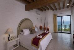 Habitación Deluxe del Hotel Punta Serena