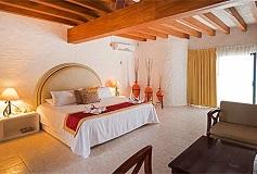 Habitación Villa Suite del Hotel Punta Serena