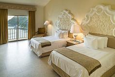 Habitación Master Suite del Hotel Quinta Real Acapulco