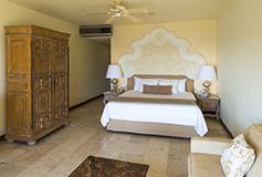 Habitación Suite Gran Clase del Hotel Quinta Real Acapulco