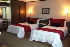 Habitación Estándar Dos Camas del Hotel Ramada Reforma