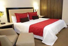 Habitación Superior Una Cama del Hotel Ramada Reforma