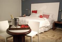 Habitación Suite cama King + Estudio con Sofá Cama del Hotel Hotel Ramada Resort Mazatlán