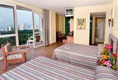 Habitación Estándar del Hotel Hotel Real Bananas Acapulco Todo Incluido